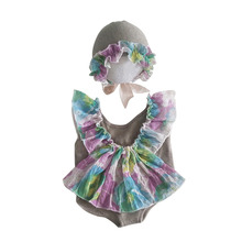 Outfit Costume Photography-Props Newborn-Baby Baby-Girls Romper