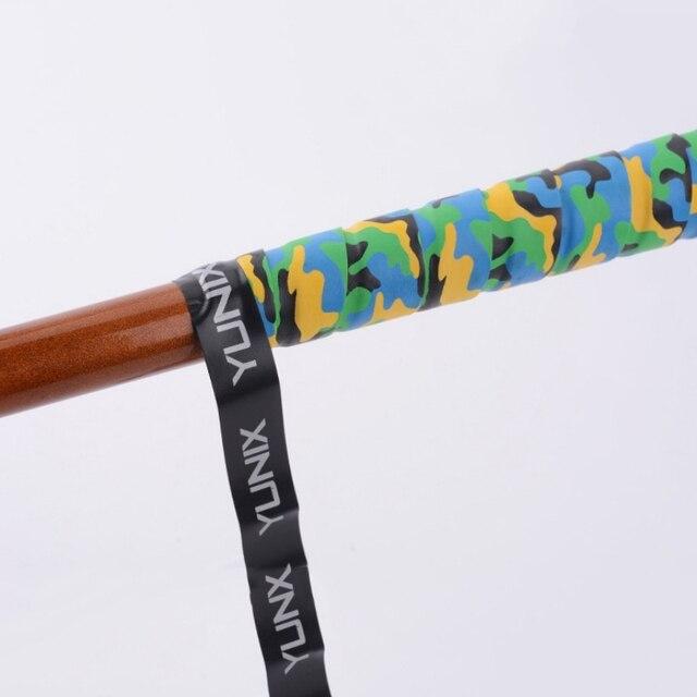 1 pièces canne à pêche couvre canne à pêche poignée couverture bande Knopper Wrap sueur absorbant ceinture anti-dérapant cannes à pêche LQ6506