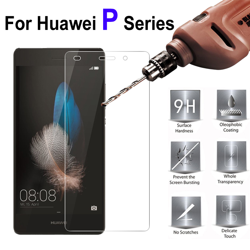 Protective Glass For Huawei P 8 Lite P8 P9 P10 2017 8 9 10 8lite 9lite 10lite Huawey The Tempered Glas On Screen Protector Flim
