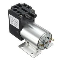 Dc12v mini bomba de vácuo bomba de sucção de pressão negativa 5l/min 120kpa com suporte|Bombas a vácuo| |  -