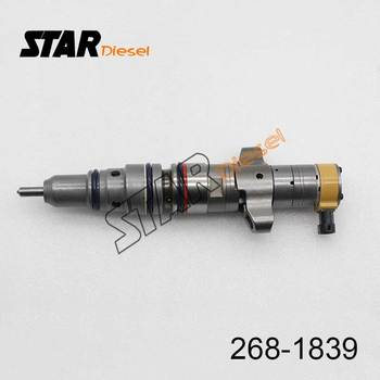 Common Rail Injector 268-1839 Fuel Diesel Engine Nozzle Inyector 268 1839 Sprayer 268-1839 for CAT Injector 268-1839