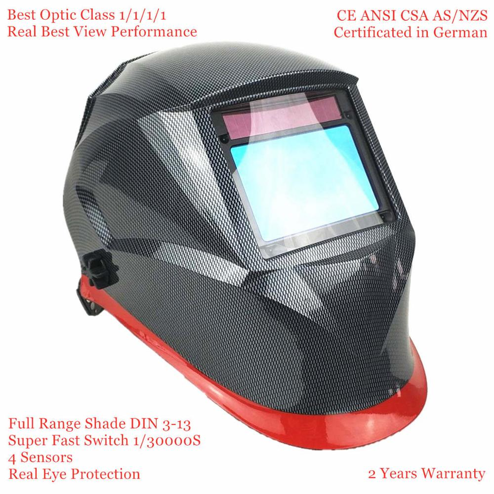 Welding Helmet Top Optical…