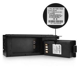 Image 5 - SOcotran RS 978 SSB hf SDR radio HF ham Transceiver 1.8 30MHz 10Watt ham sdr radio hf with 3800mAh Li ion Battery Pack