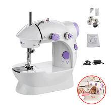 Многофункциональная мини швейная машинка Ручное шитье портативный