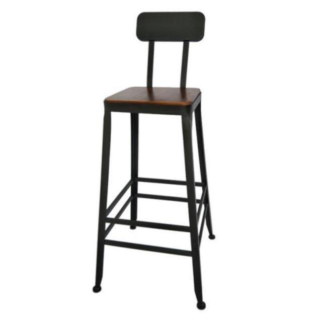 H1 Wrought Iron Wood Bar Table Home Wall Coffee Table Bar High Table And Bar Chair Sillas Comedor Dining Chairs Fauteuil Moderne