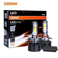 OSRAM Lampada H1 H4 H7 LED Auto LEDriving Scheinwerfer H11 H16 HB3 HB4 9012 HIR2 9005 9006 H8 Glühbirne kühles Weiß 6000K 25W 1 Paar