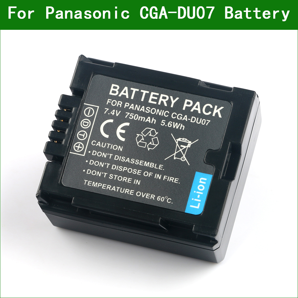 Battery Charger for Panasonic HC-V510 HC-V550 HC-V530 HC-V550K Full HD Camcorder
