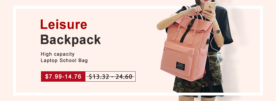 Hcbc545dd19fa4350b730987d9e99cc7ai TTOU Women External USB Charge Backpack Canvas School Backpack Mochila Escolar Girls Laptop Backpack