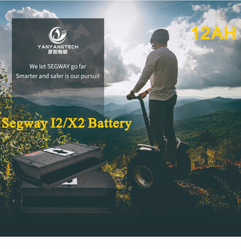 Segway Battery Replacement 74V 12Ah I2 X2 PT Ternary Lithium Battery Pack SGW Battery Diagnostic Instrument and Charger