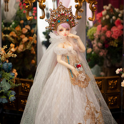 Fairyland Minifee Maya BJD muñeca 1/4 muñecas de moda adorables figura de resina juguetes para niñas mejor regalo Castillo de muñecas
