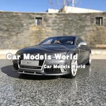 Diecast Car Model for KengFai RS7 2016 (Grey) 1:18 + SMALL GIFT!!!