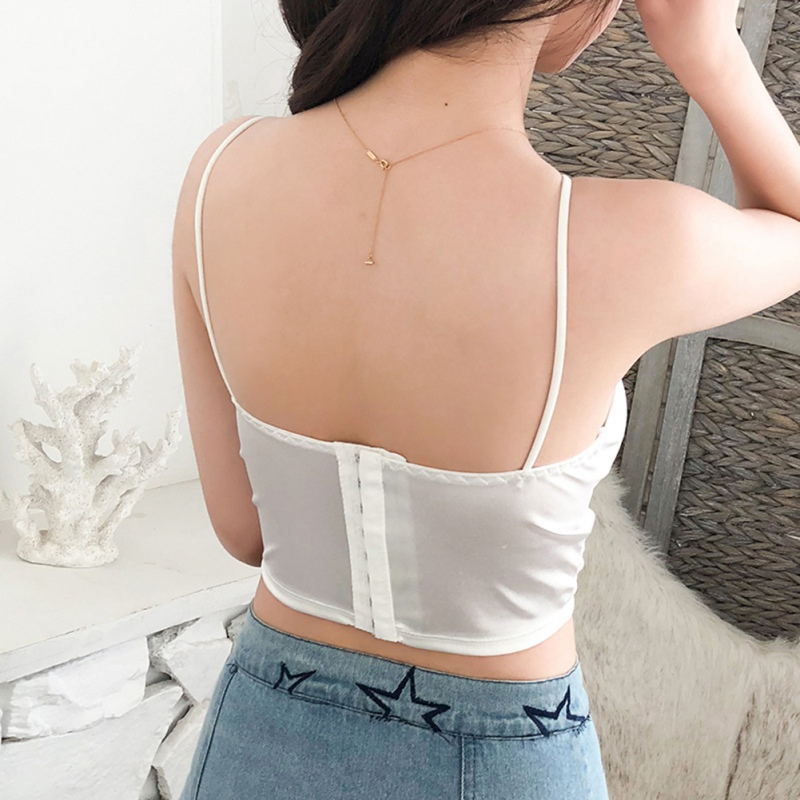 Clothing - Summer Camis Tank Crop Tops