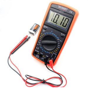 Image 3 - WHDZ DT9205A Professional Digital Multimeter Electric Handheld  Ammeter Voltmeter Resistance Capacitance hFE Tester AC DC LCD