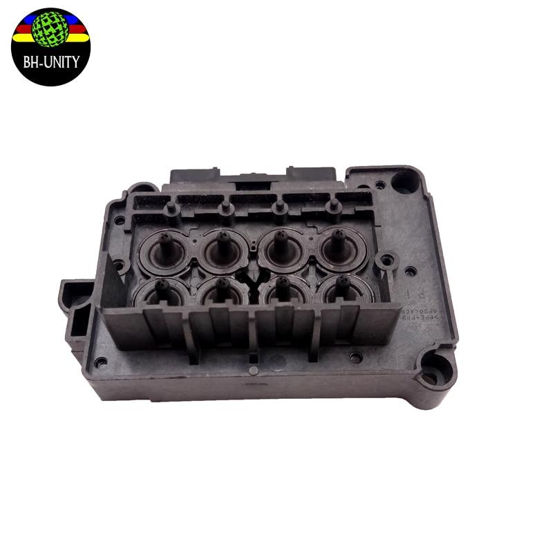Купить с кэшбэком 100% original!!f189000 printer head DX7 cover for Smartcolor xenons wit color large format machine parts dx7 adapter manifold