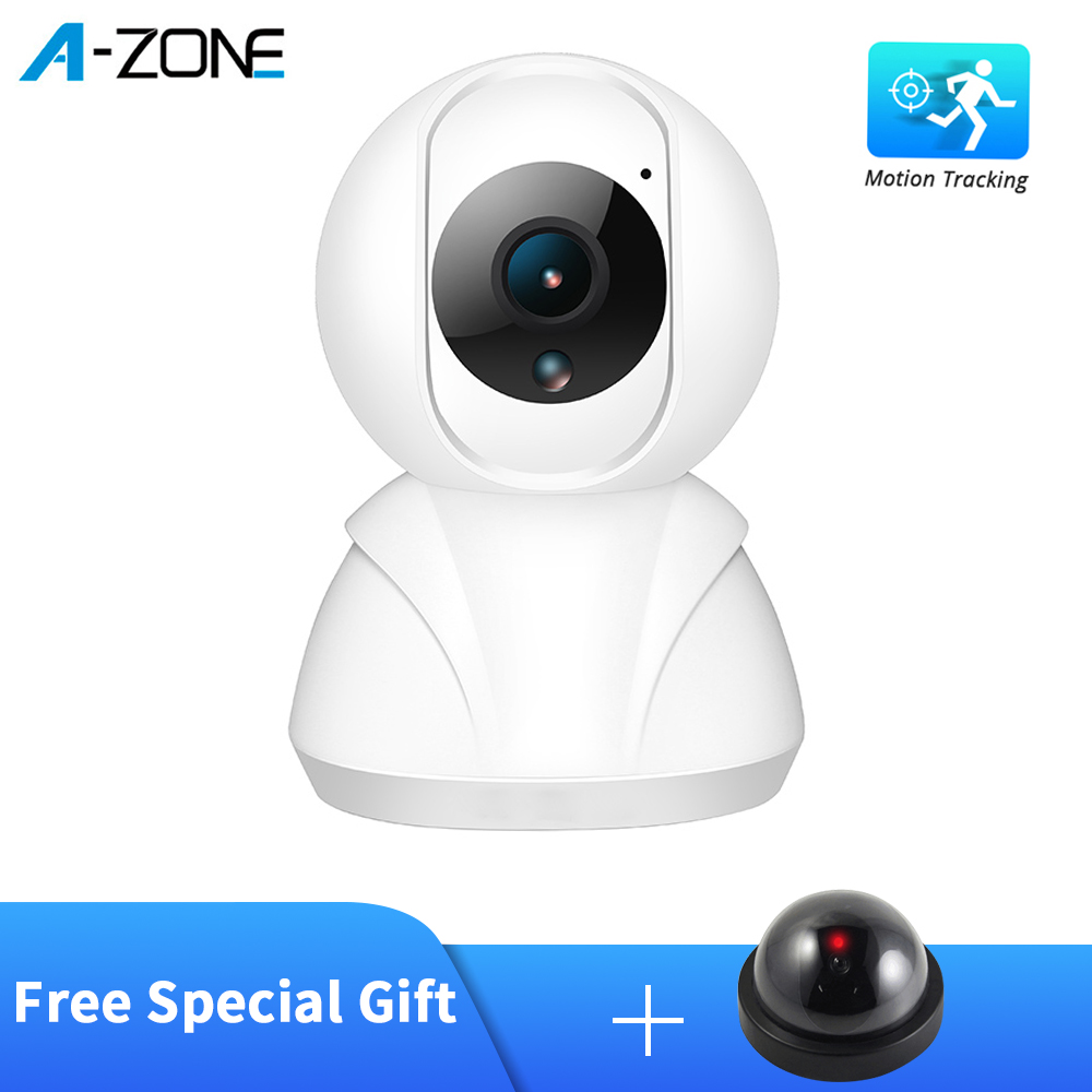 2MP Home Security IP Camera 1080P Wireless Smart WiFi Camera Audio Record Surveillance Baby Monitor HD Mini CCTV Camera 720P