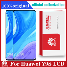 """Original 6.59"""" Display Replacement With Frame For Huawei Y9S LCD Touch Screen Digitizer Assembly For HUAWEI Y9S LCD"""
