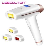 Lescolton T009i 4in1 IPL Epilator Permanent Laser Hair Removal machine 1000000 Pulses depilador a laser Bikini Photoepilator