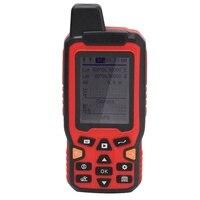 Instrumento de medição handheld da área da terra da elevada precisão do medidor do acre de ZL-180 gps