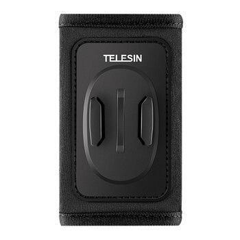 Bolso TELESIN mochila con correa para hombro sistema de sujeción para GoPro Hero 8 Hero 7 Hero 6 5 4 3, Session