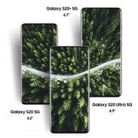 Оригинальный Новый Samsung Galaxy S20 5G | S20 + 5G | S20 Ultra 5G 6,2/6,7/6,9