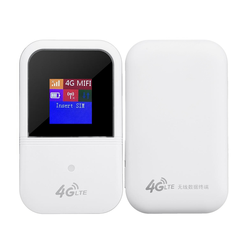 4G Mobile Unicom Telecom Router Wireless Internet Card Carry-On Auto WiFi Wireless Router