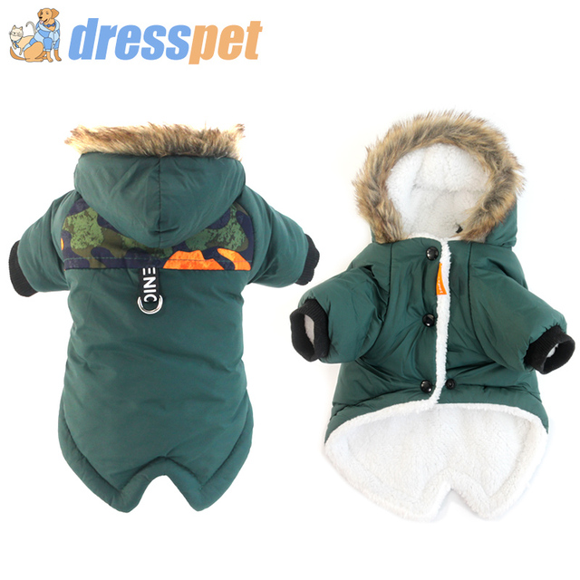 Cold weather puppy coat       6