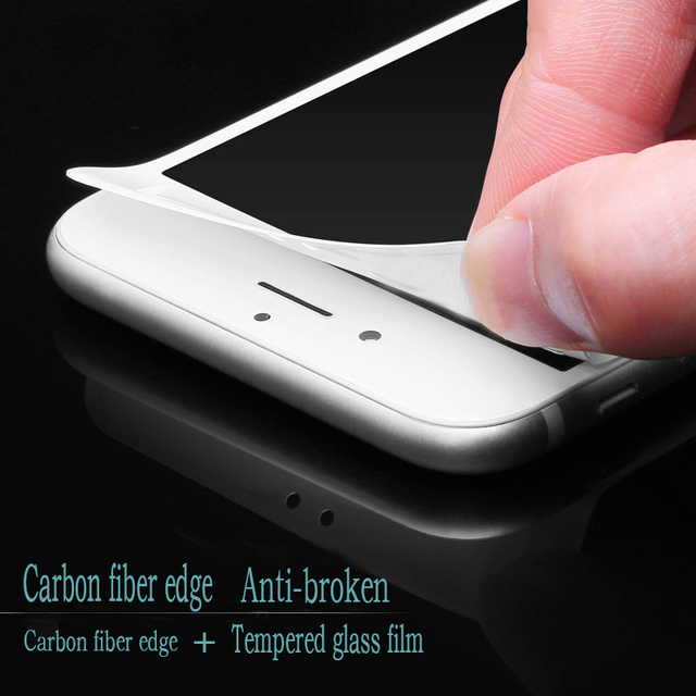 9D Full Cover Protective Glass for iPhone 7 8 Plus 6 6S SE 2020 Screen Protector On iPhone 11 12 Pro Max Mini X XS XR Glass 4