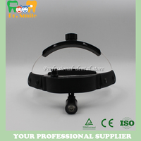 Dental Surgical Headlight LED Headlamp Black Medical Lab Equipments