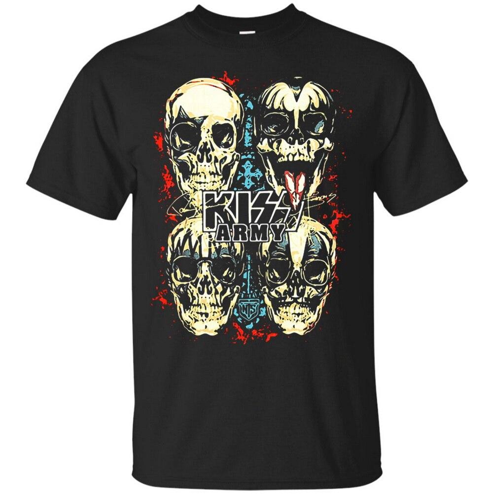 Kiss VIP 2012 Trunk LTD Classic Makeup White T Shirt New Official Band Merch