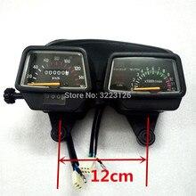 Motocykl mechaniczny przyrząd pomiarowy mechaniczny prędkościomierz KM/H obrotomierz dla YAMAHA ENDURO DT125 R