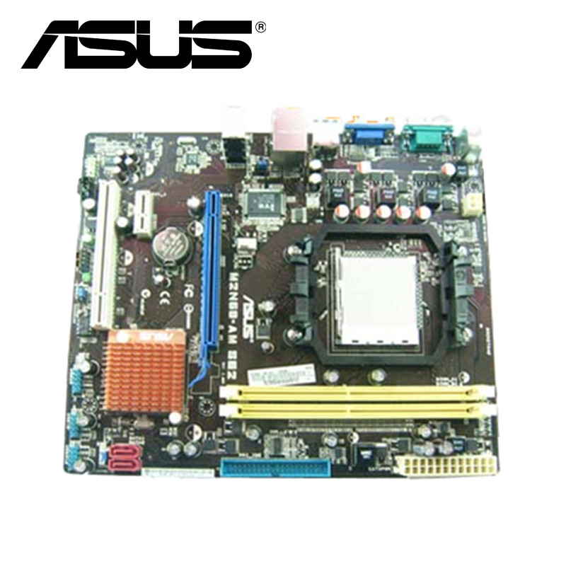 ASUS m2n68-am se2 ATX Intel ddr2 scheda madre am2