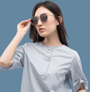 Image 3 - Nowy MW metalowe kwadratowe modne okulary przeciwsłoneczne całkowite dopuszczalne połowy (TAC) soczewki polaryzacyjne stylowy Metal rama blok promieni UV do podróży na zewnątrz
