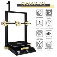 SIMAX3D X1 Hot DIY 3d Printer Industrial grade Pre assembled Large size cheap impressora 3d printer hotend Educational equipment