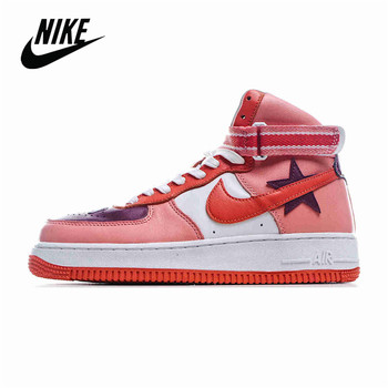 Nike RT x NikeLab Air Force 1 AF1 Women's Mid-Top Sneakers Size 36-40 AQ3366-601