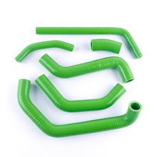 Heater KAWASAKI Motorcycle Silicone ZX10R Pipe-Hose-Kit Radiator Coolant-Tube High-Pressure