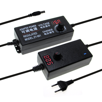 Adjustable AC DC Switching Power Supply 3V 5V 6V 9V 12V 15V 18V 24V Power Supply Adapter 1A 2A 5A Universal 220V To 12V 24V 5V ac dc 9v 15v power supply adapter converter 220v to 15v 9v 1a 2a 3a 4a 5a hoverboard charger ac to dc switching adapter eu us