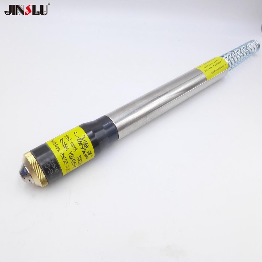 M10 YGX-100 YK-100 YGX100101 HF Pilot Arc Straight Machine Cutting Torch Head Huayuan Plasma LGK-100 LGK-120