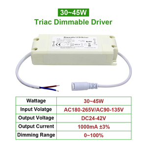 30-45W Triac Dimmable LED Driv