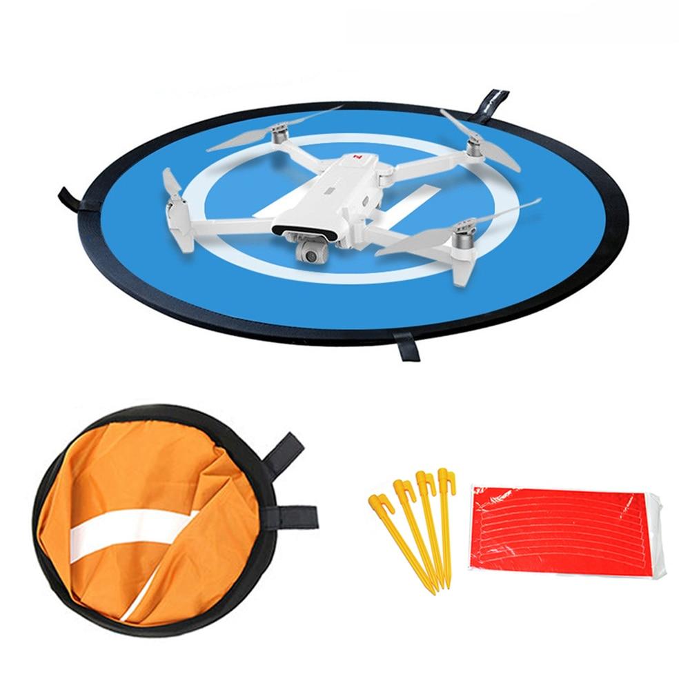 Portable Fast-fold FIMI X8 SE Landing Pad Drone Parking Apron 55cm 75cm 110cm Take Off Landing Station for Xiaomi DJI Drones