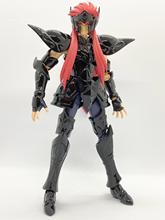 KW モデル聖闘士聖衣神話 EX 黒 Surplise 水瓶座カミュ OCE 金属布 SK009