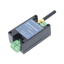 GSM 3G بوابة فتاحة G202 التحكم عن بعد واحد التتابع التبديل لانزلاق سوينغ بوابة جراج فتاحة (استبدال RTU5024 G200)