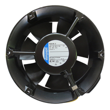 Genuine guarantee 6224N/2 24V original Germany EBMPAPST fan 172*51 18W