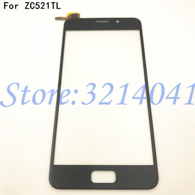 """100% Tested New 5.2"""" For Asus Zenfone 3S Max ZC521TL X00GD Touch Screen Digitizer Front Glass Panel Sensor Replacement"""