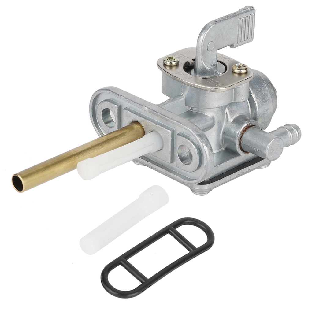 Gas Fuel Petcock Valve Switch Pump For Suzuki LT80 LTZ400 Z400 LTZ250 LTF300 ATV