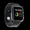 2019 I5 pasek do inteligentnej bransoletki z pulsometrem ekg ciśnienie krwi IP68 opaska monitorująca aktywność fizyczną Wrisatband inteligentny zegarek dla iphone