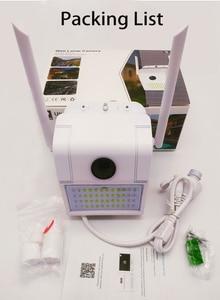 Image 5 - 1080P Waterproof Wall Lamp IP Camera IR HumanBody Induction Videcam Motion Detection Smart Induction Lamp Outdoor Camera V380