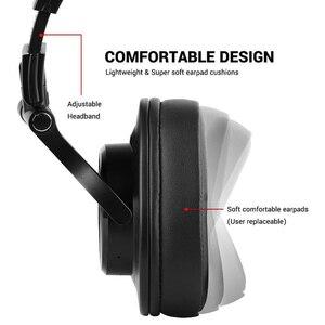 Image 4 - سماعات لينوفو HD300 الجديدة اللاسلكية Bluetooth5.0 قابلة للطي على الأذن سماعة الرياضة الموسيقى سماعة دعم TFCard مع ميكروفون