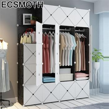 For Bedroom Armario Tela Yatak Odasi Mobilya Placard Rangement Meble Cabinet Mueble De Dormitorio Closet Guarda