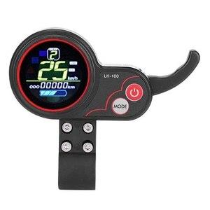 36В контроллер скутера для электровелосипеда ЖК-дисплей для Bldc контроллер скорости аксессуары для электровелосипеда/скутера