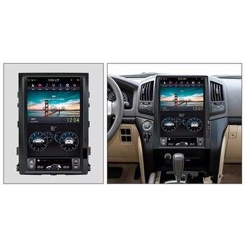 Chogath 16 inch car multimedia player android 7.1 car gps navigation 2+32G  Tesla screen for Toyota Land Cruiser 200 2009-2015